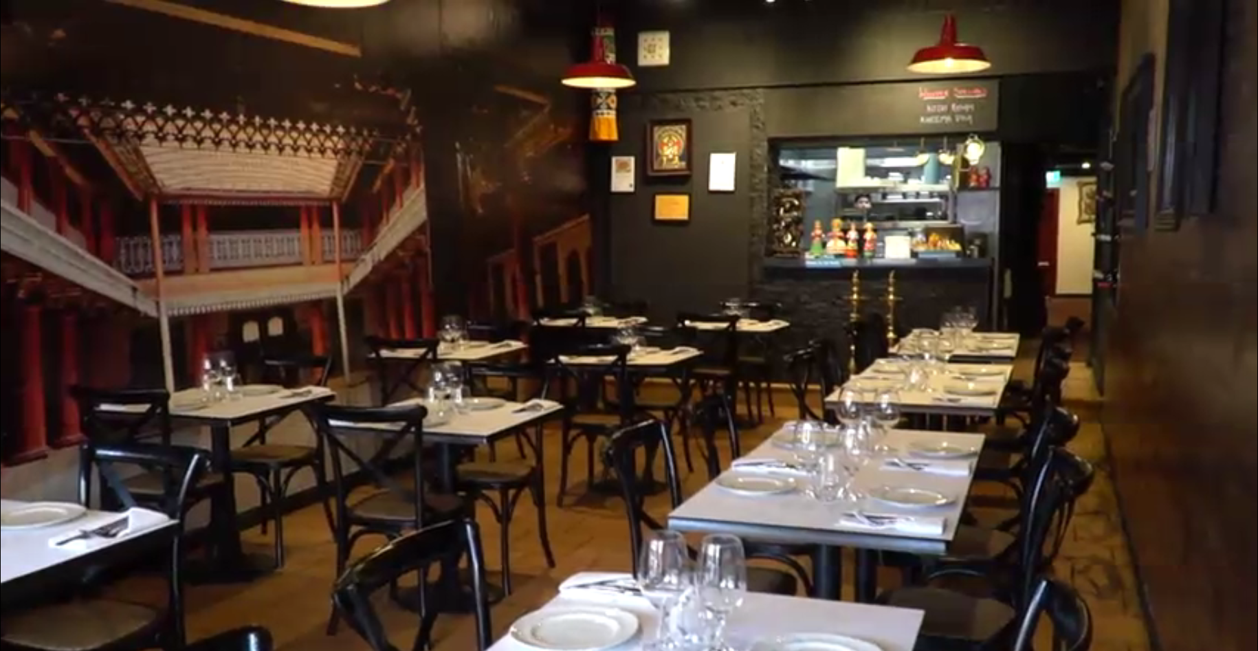 best fine dine indian restaurant in NSW